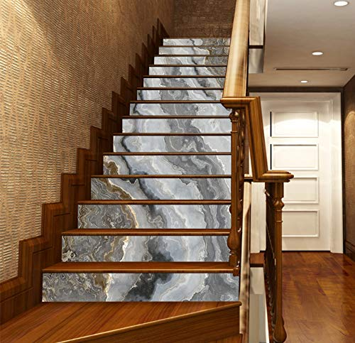 3D River Texture 657 Pattern Tile Marble Stair Risers Decoration Photo Mural Vinyl Decal Wallpaper Murals Wallpaper Mural AJ WALLPAPER US Maze (13x H:18cm x W:102cm (7