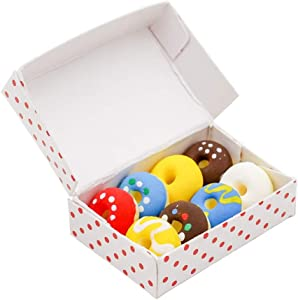 Odoria 1:12 Miniature Food Donut Box Dollhouse Kitchen Accessories