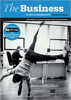 Book The Business Upper-intermediate: Student's Book DVD ROM Pack by John Allison (11-Apr-2008)