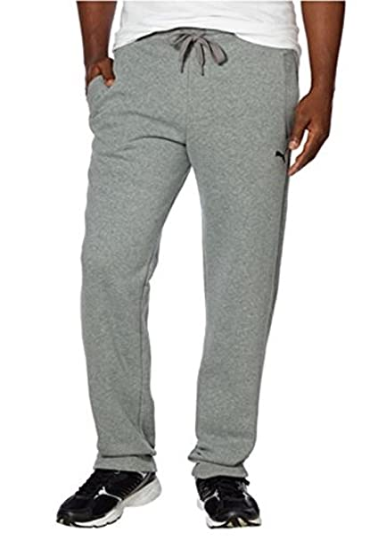 02e355adf8 PUMA Men's Fleece Sweatpants With Drawstring and Pockets