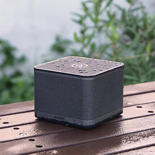AUKEY AudioLink Bluetooth Speaker, Wireless Multi-Room Sound System with Boosted Bass and Treble Modes
