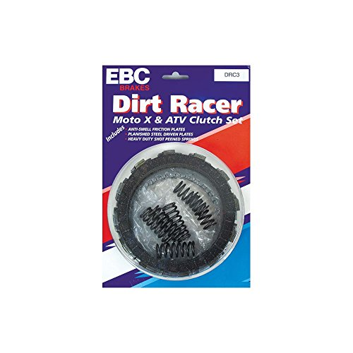 EBC DRC Clutch Kit for Honda TRX-300 400 (Ebc Complete Clutch Kit)