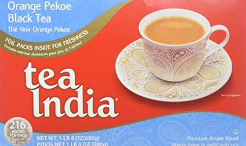 (Tea India Tea 216 Bags )