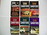 Virgil Flowers (Set of 6) Rough Country; Bad Blood; Shock Wave; Mad River; Storm Front; Deadline