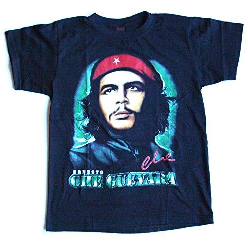 T-Shirt Che Guevara Nr. 3 Größe M Baumwolle Siebdruck