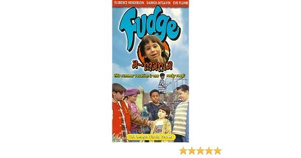 Amazon.com: Fudge a Mania [VHS]: Darren McGavin, Florence Henderson ...