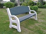 Amaze Garden, Lounge Swimming Pool Outdoor Waiting Lounge Chair Bench (5' Long, 3 Seats)