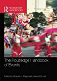 img - for The Routledge Handbook of Events (Routledge Handbooks) book / textbook / text book