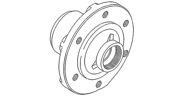Massey Ferguson Wheel Hub 886336M1 135 165 175 20D 20F 231 240 250 253 255 261