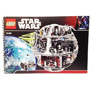 "INSTRUCTION MANUALS for Lego Star Wars Set #10188 ""DEATH STAR"" - 51TXQB4v fL - INSTRUCTION MANUALS for Lego Star Wars Set #10188 ""DEATH STAR"""