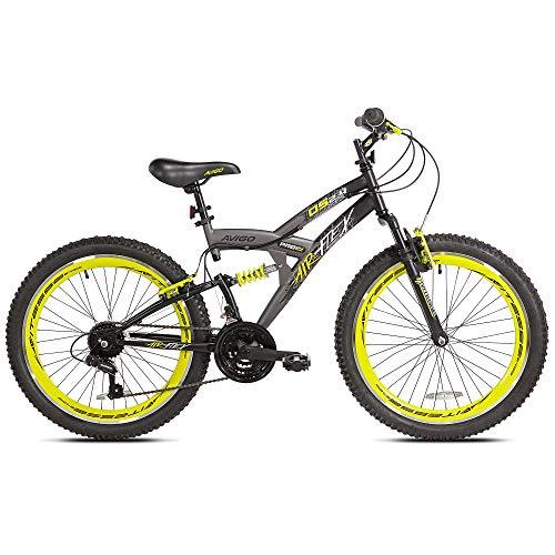 Avigo Air Flex Dual Suspension Bike Youth
