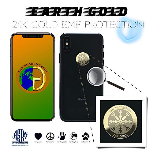 EMF Protection Cell Phone Anti Radiation Protector Blocker