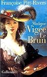 Madame Vigée Le Brun par Pitt-Rivers