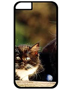 Lovers Gifts Best New Fashionable Cover Case Two cats iPhone 6/iPhone 6s 6077170ZE911518555I6 Rebecca M. Grimes's Shop