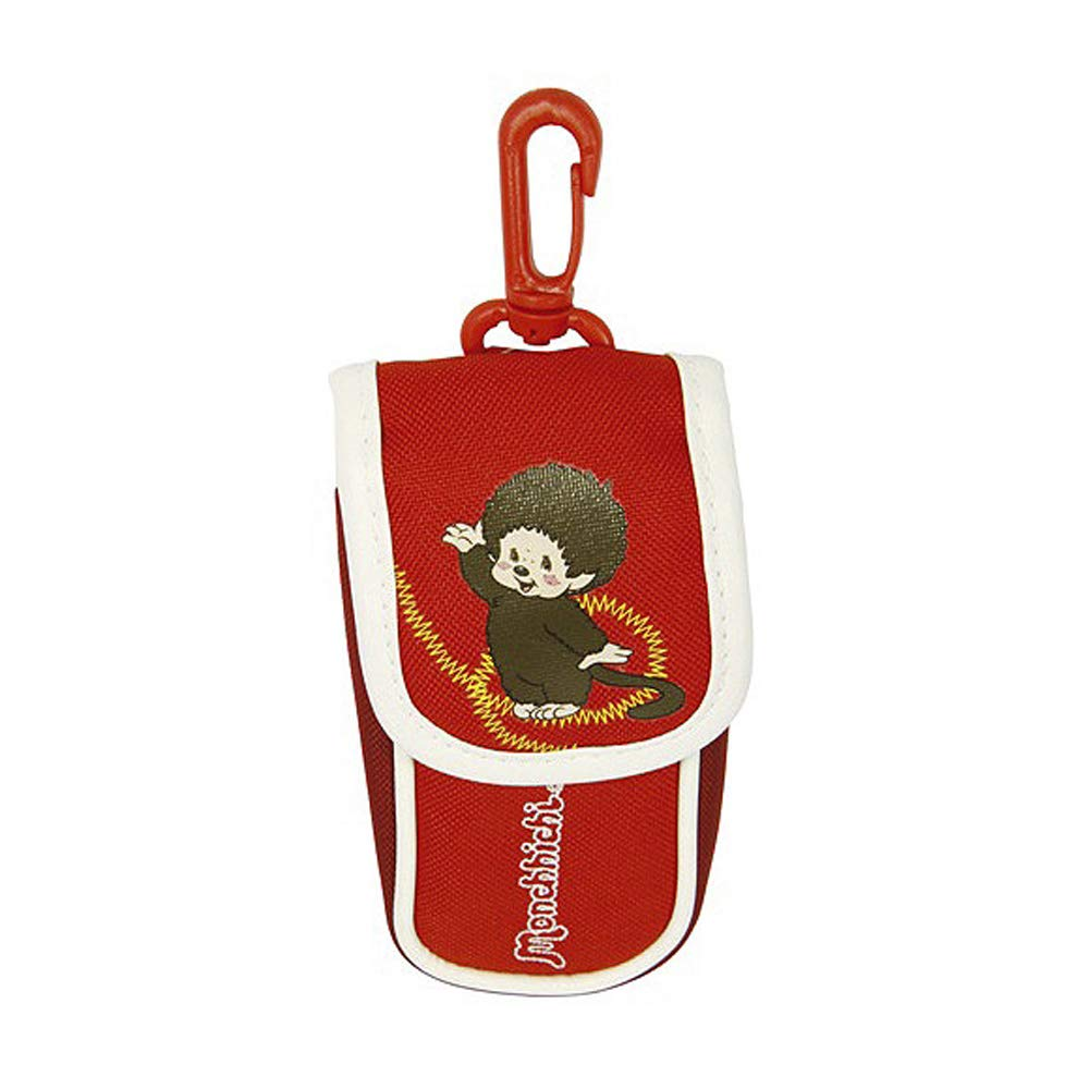 Monchhichi Str86681 Pack Cover, Red (Rosso)