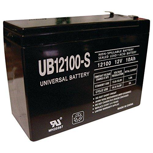 UPG 85968/D5719 12V Sealed Lead Acid Battery 10Ah UB12100S Electronics Accessories