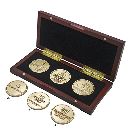 Limited Edition 3 coin Set KCN16PREB IMC-Retail ()