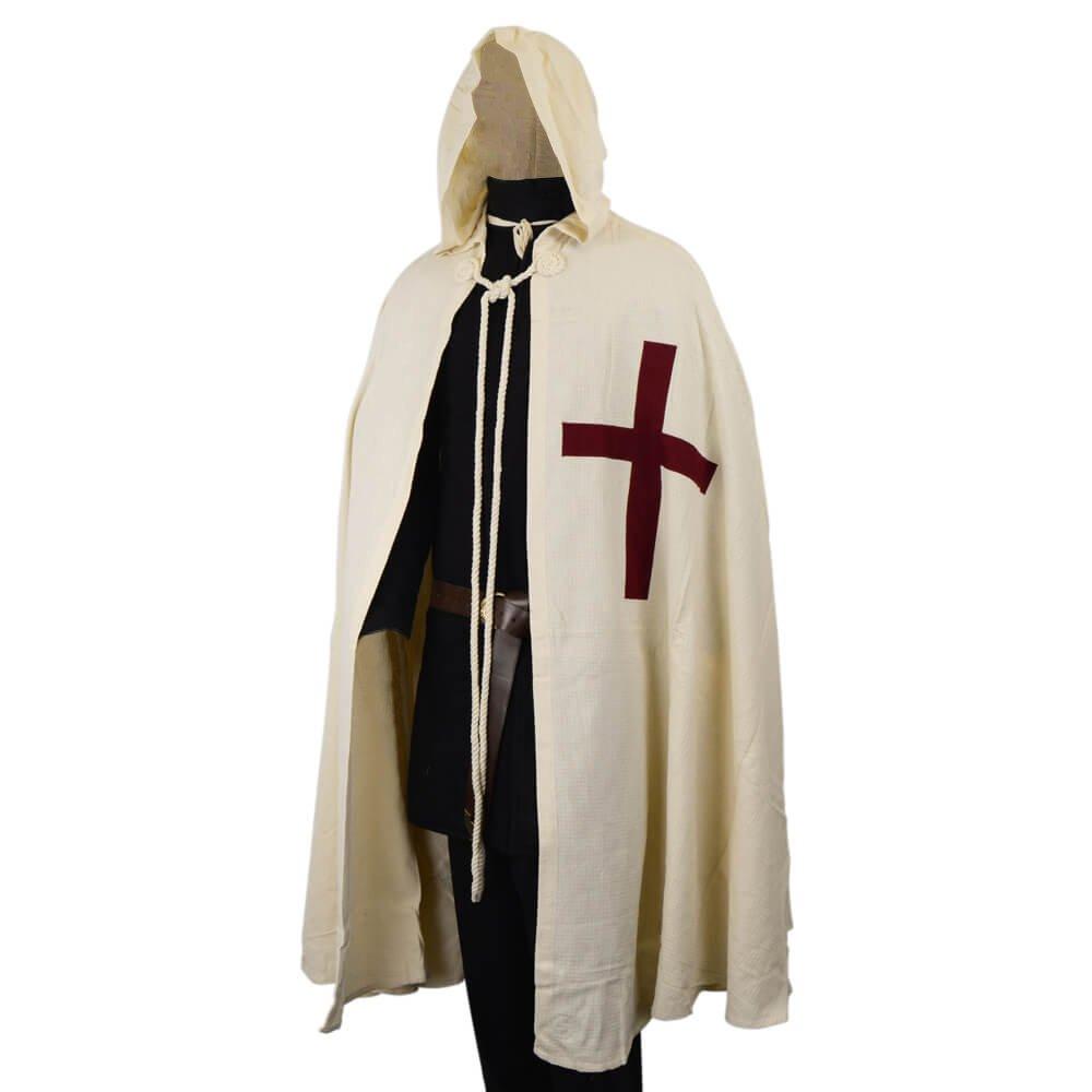 Armorvenue: Templar Crusader Cape