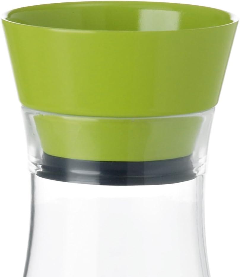 1.0 litres Emsa 508953 Flow Friends Keep Cool Carafe green