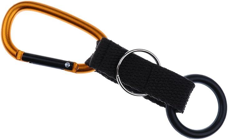 Crochet Mousqueton Porte-clé Boucle Fermoir Attache Sangle Bagage