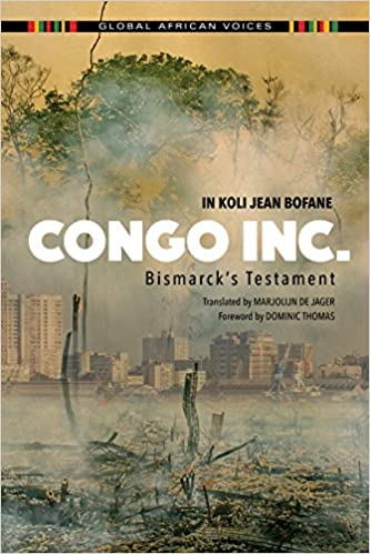 Image result for In Koli Jean Bofane, Congo Inc.: Bismarck's Testament