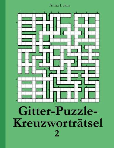 Gitter-Puzzle-Kreuzworträtsel 2