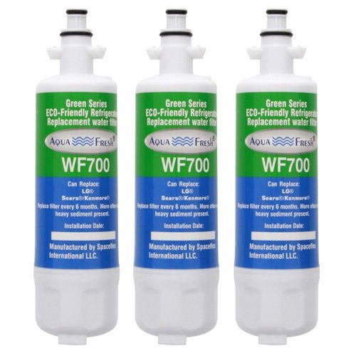 AquaFresh Replacement Water Filter for LG LMXS27626S Refrigerators 3 pack