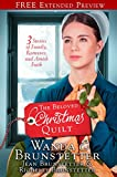 quilt book fiction - The Beloved Christmas Quilt (Free Preview): Three Stories of Family, Romance, and Amish Faith