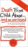 img - for Death from Child Abuse... and No One Heard by Eve Krupinski (1986-06-01) book / textbook / text book