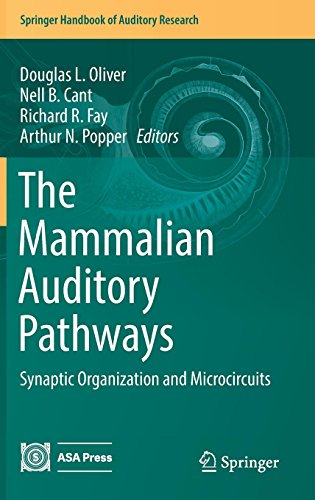The Mammalian Auditory Pathways: Synaptic Organization and Microcircuits (Springer Handbook of Auditory Research)