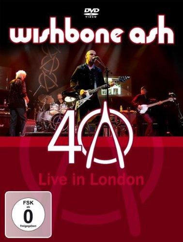 40th Anniversary Concert - Live In London [DVD] by Wishbone Ash B01I06T5J2