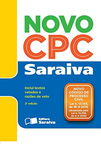 Novo CPC Saraiva