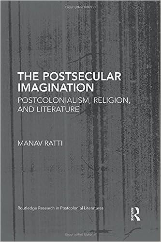 Google eBooks butik gratis download The Postsecular Imagination: Postcolonialism, Religion, and Literature (Routledge Research in Postcolonial Literatures) på Dansk MOBI