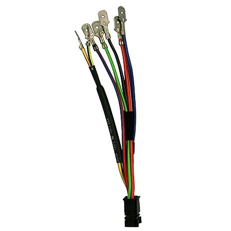 51TXX V8XqL._SY463_ amazon com vdo 240 097 instrument gauge wiring harness automotive