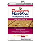 THOMPSONS WATERSEAL 042841-16 Acorn Semi Transparent Stain