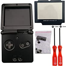 iMinker Full Housing Shell Pack Case Cover Replacement Parts with Open Tools for Nintendo Gameboy Advance SP, GBA SP