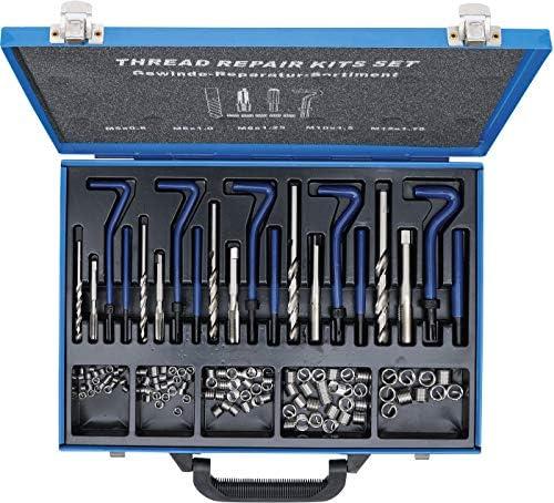 29 pièces 1952 BGS Filetage Réparation Jeu m5x0.8