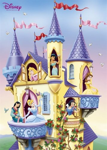 Disney Princesses Snow White Cinderella Sleeping Beauty Jasm
