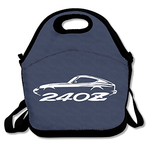 Funyoobag Datsun 240Z Classic Outline Lunch Bags Tote Handbag
