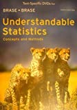 DVD for Brase/Brase's Understandable Statistics: Concepts and Methods, 10th, Brase, Charles Henry and Brase, Corrinne Pellillo, 0840058934