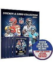 Panini NATL Football League NFL 2021/22 Sticker Collectie Starter Pack