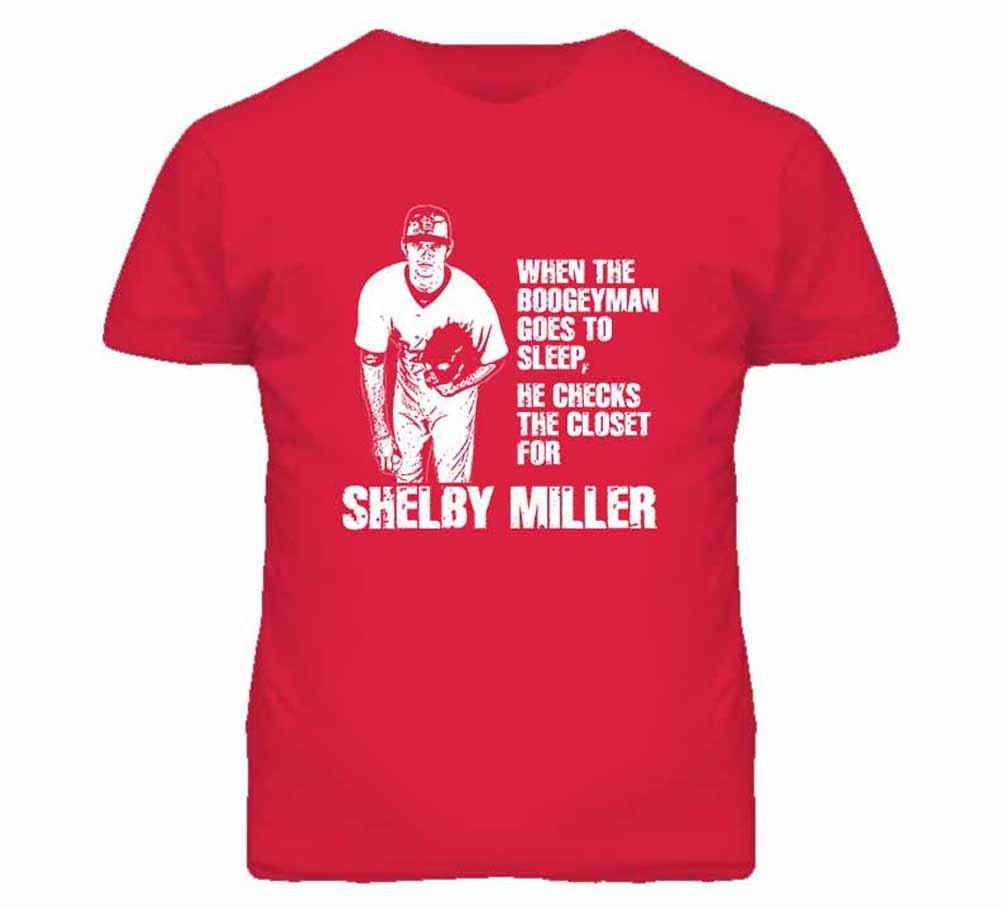 Tshirt Bandits S Shelby Miller Boogeyman T Shirt