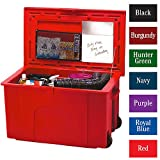 Jolly Pets Deluxe Trunk, Red