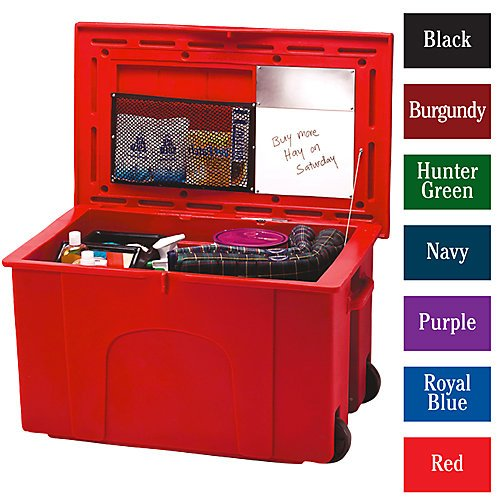 Jolly Pets Deluxe Trunk, Red by Jolly Pets