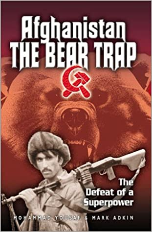 Image result for russia afghanistan war time bear trap