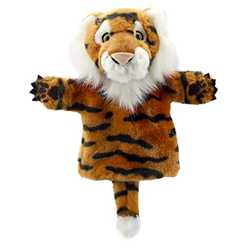 The Puppet Company CarPets Tiger Hand Puppet
