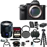Sony Alpha a7RII Mirrorless Digital Camera Body with 24-70mm F4 ZA OSS Lens