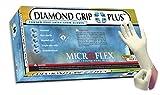 MicroFlex Case Of Diamond Grip Plus PF Latex Exam X-Small