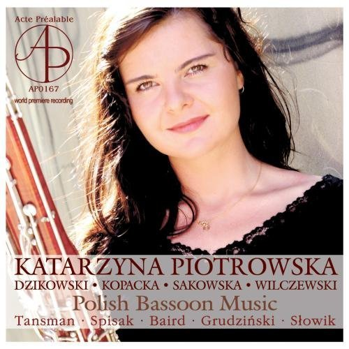 Polish Bassoon Music by Various ()