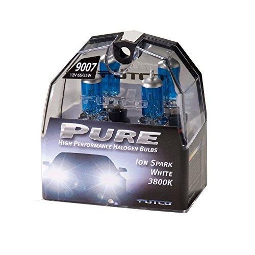 - Putco 230003MW Pure Halogen Headlight Bulb - Mirror White - H3 (Pair)
